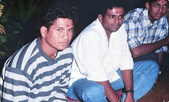 Mr. Sachin Tendulkar (Indian Cricketer)